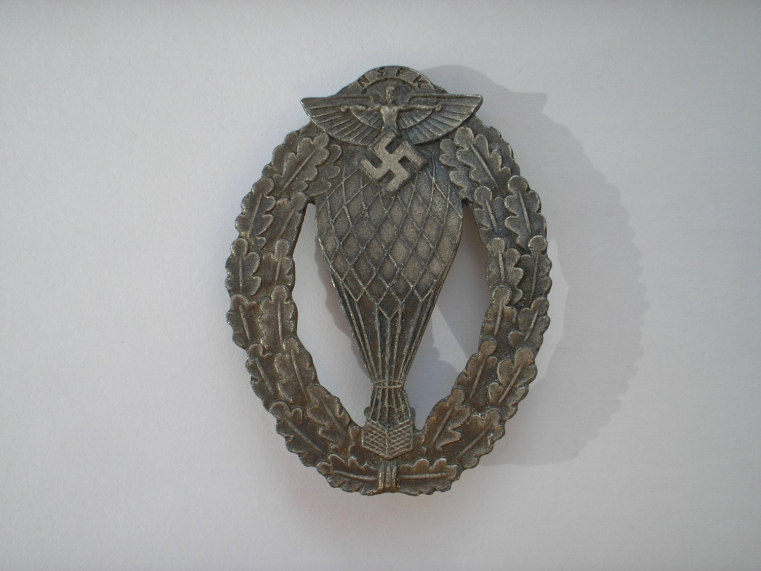WWII THE GERMAN BADGE NSFK FREE BALLOON PILOTS