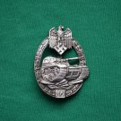 WWII THE GERMAN BADGE PANZER ASSAULT 50