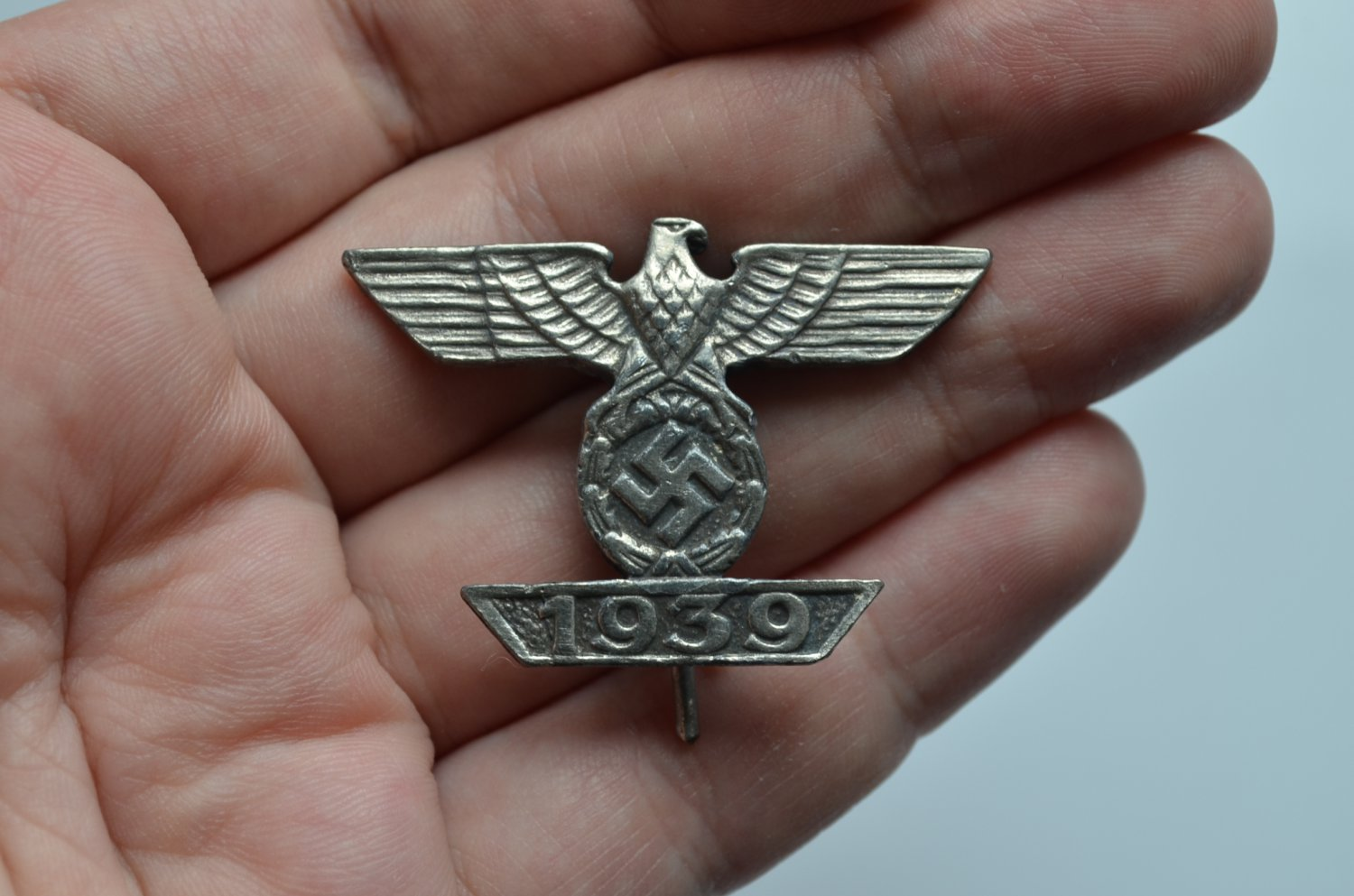 WWII THE GERMAN SPANGE TO THE IRON CROSS 1ST CLASS
