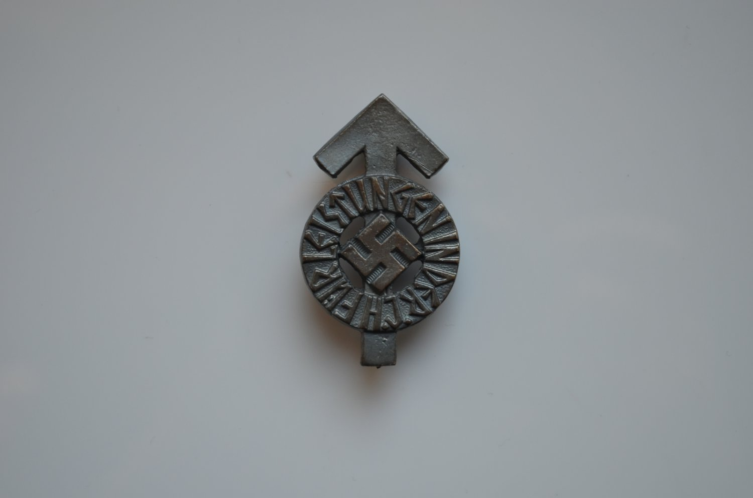 WWII THE GERMAN HITLER YOUTH PROFICIENCY BADGE