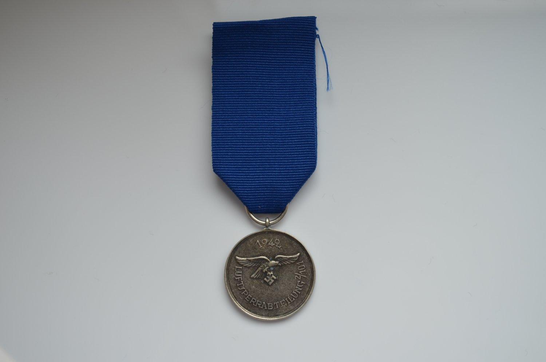 WWII GERMAN MEDAL LUFTSPERRABTEILUNG 2/101