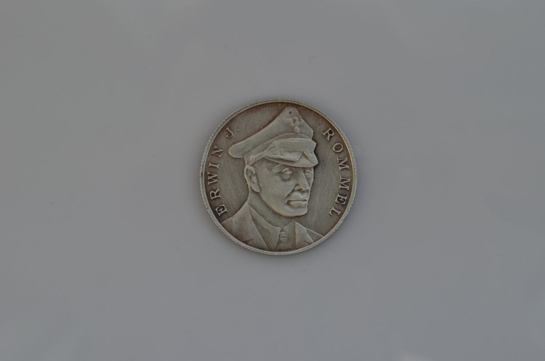WWII MEDAL OF ERWIN ROMMEL AFRIKAKORPS