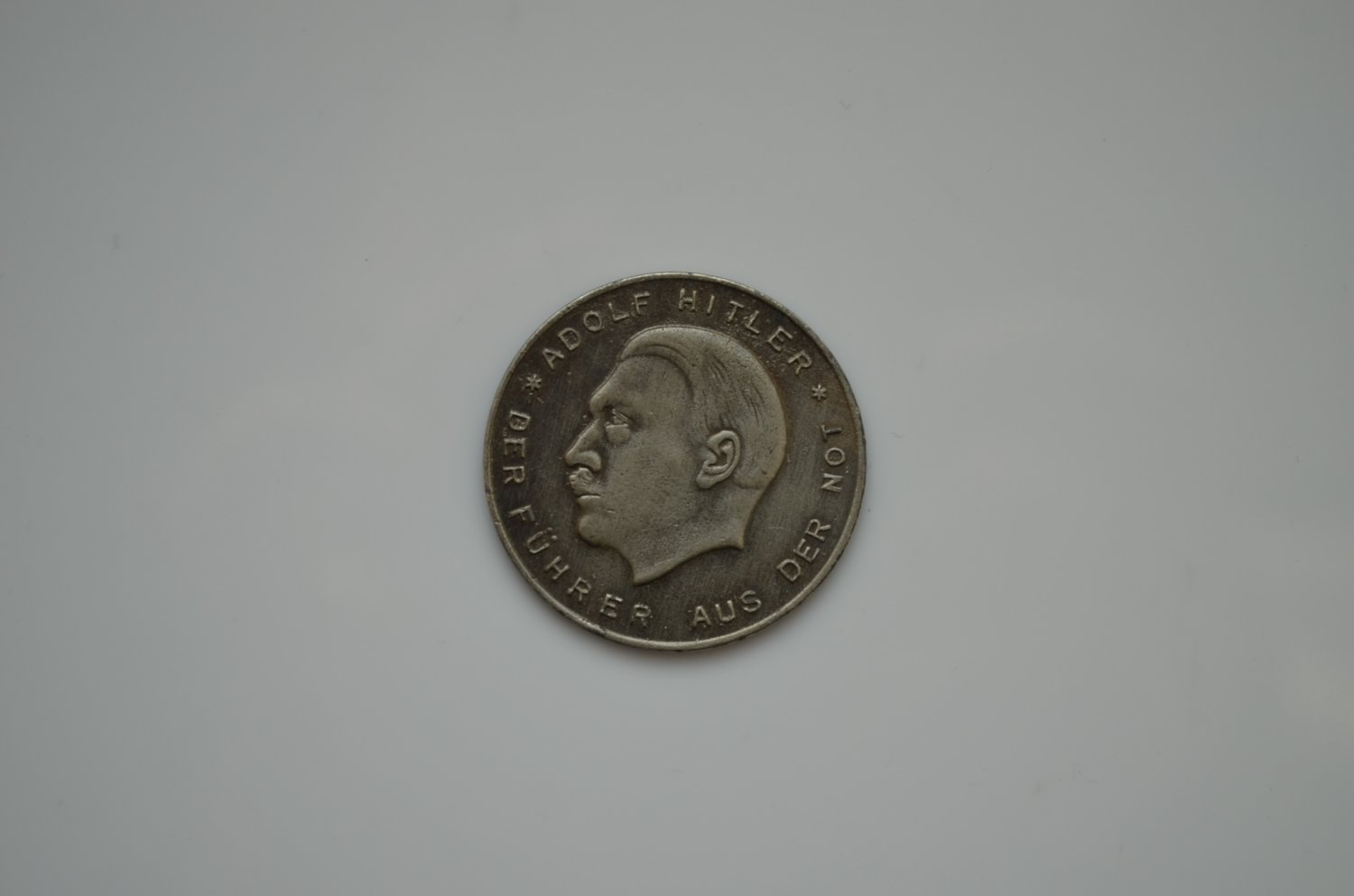 WWII GERMAN MEDAL TOKEN ADOLF HITLER NSDAP 1930