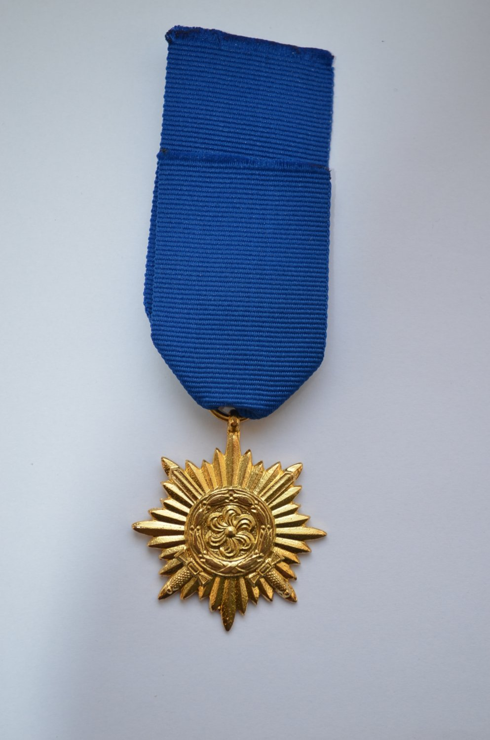WWII GERMAN MEDAL OSTVOLK