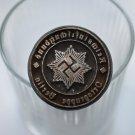 WWII GERMAN STAMP REICHSLUFTSCHKBUND ORTSGRUPPE BERLIN