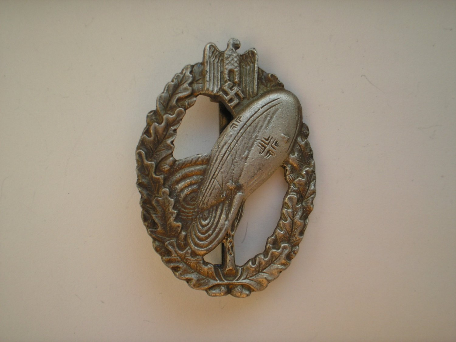 WWII THE GERMAN BALLOON OBSERVER�S BADGE