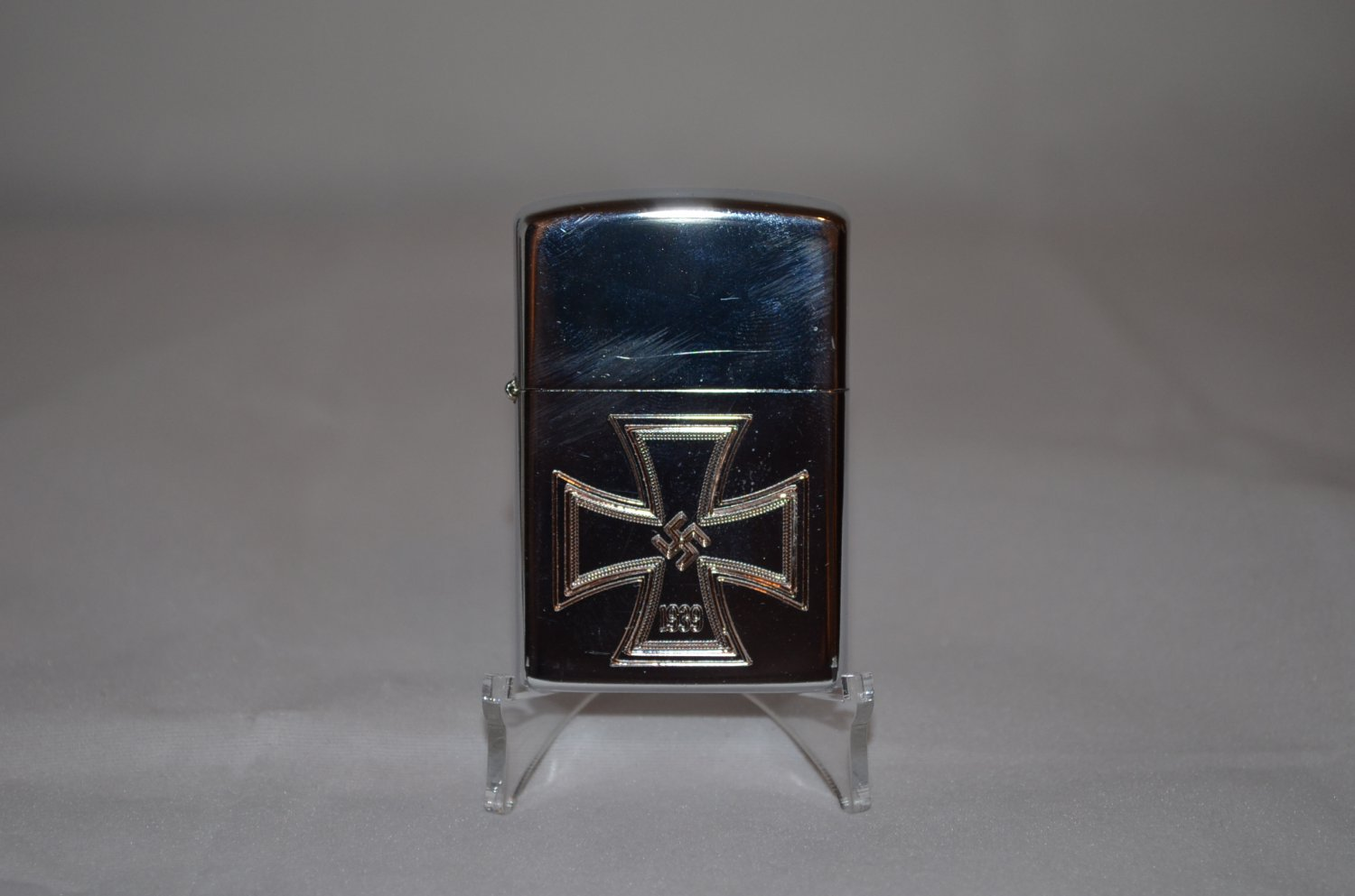 WWII THE GERMAN LIGHTER IRON CROSS