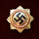 WWII NAZI GOLD GERMAN CROSS