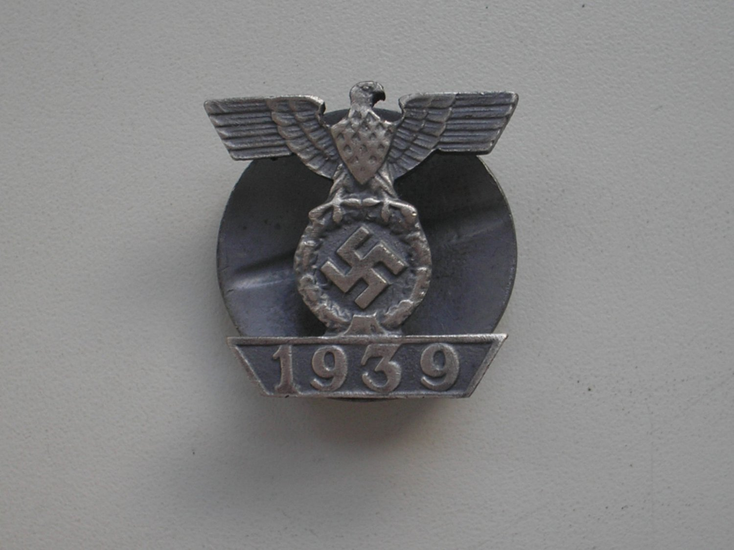 WWII THE GERMAN SPANGE TO THE IRON CROSS 2ND CLASS