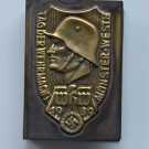 WWII THE GERMAN HOLDER/COVER ON MATCHBOX WHW 1939