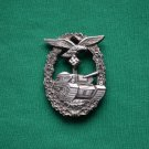 WWII THE GERMAN BADGE PANZER LUFTWAFFE