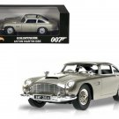 "Aston Martin DB5 Silver James Bond 007 From ""Goldfinger"" Movie 1/18 Diecast Model Car by Hotwheels"