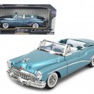 1953 Buick Skylark Blue 1/18 Diecast Model Car by Motormax