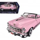 1949 Elvis Presley Pink Cadillac Coupe Deville 1/18 Diecast Car Model by Motorcity Classics