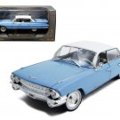 1961 Cadillac Sedan De Ville Eldorado Blue 1/32 Diecast Car Model by Signature Models