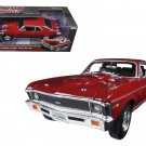 1969 Chevrolet Nova SS 427 Baldwin Motion Limited Edition 1/18 Diecast Model Car by Autoworld