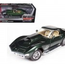 1969 Chevrolet Corvette Phase III 482 Fathom Green Motion Performance by Autoworld