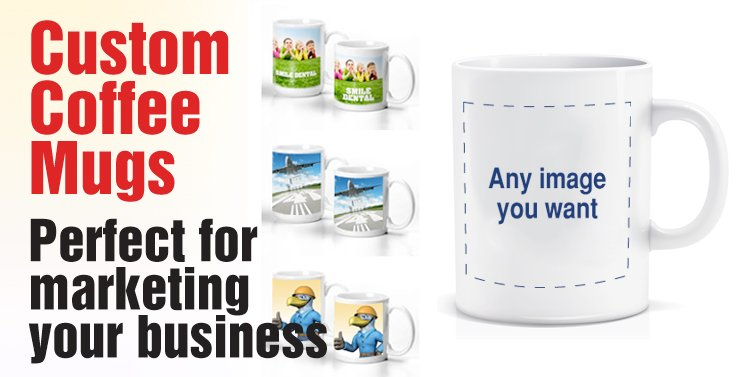 Personalized Mugs | Custom Mugs | Promotional Mugs | Drinkware | Ceramic Mugs