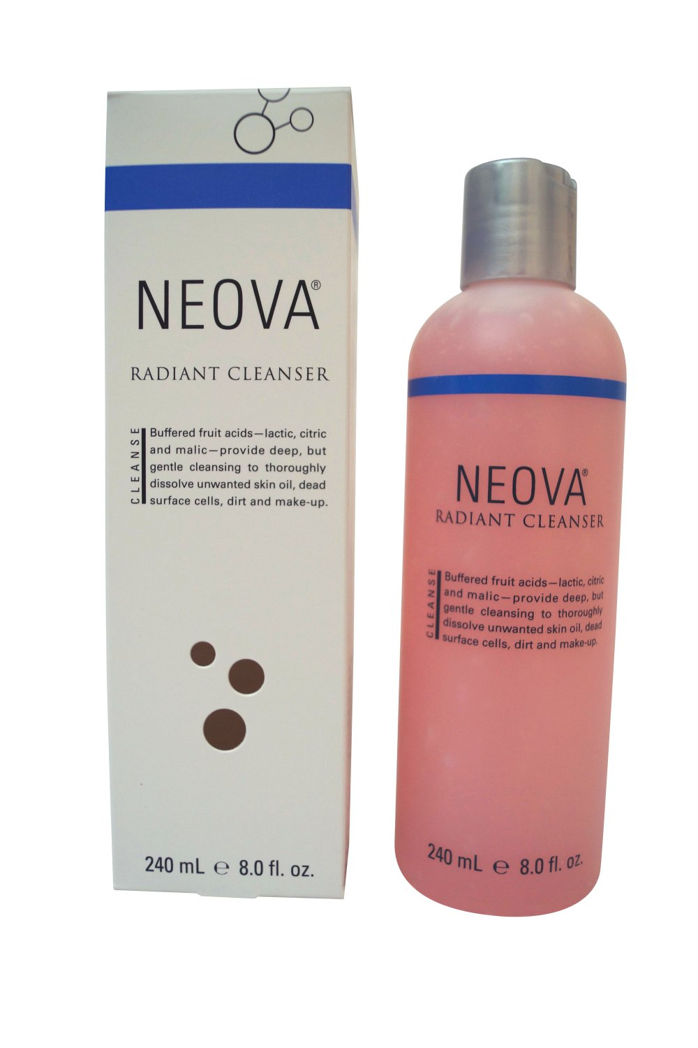 Neova Radiant Cleanser 240 ml 8 oz
