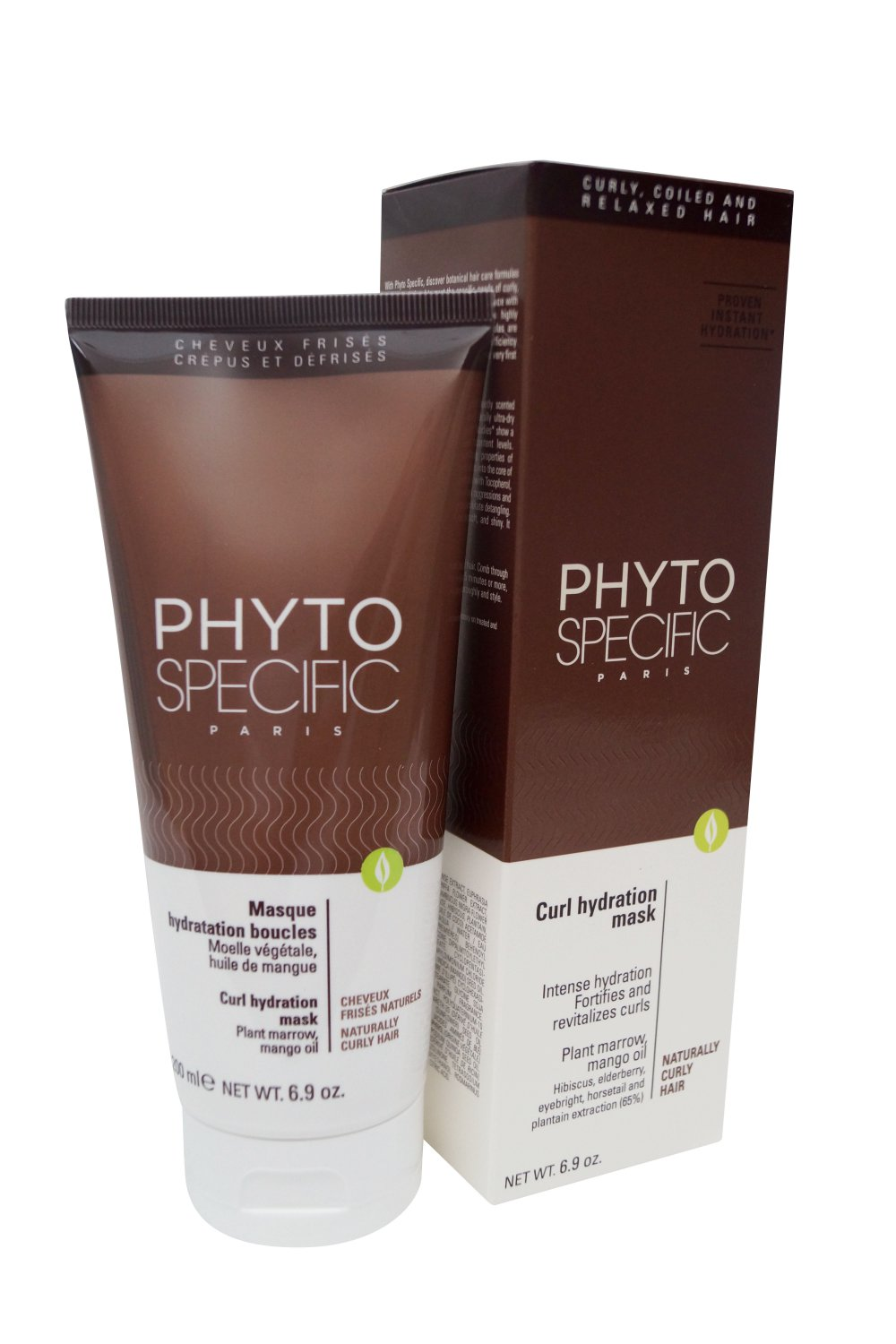 Phyto Specific Curl Hydration Mask, 6.9 oz.