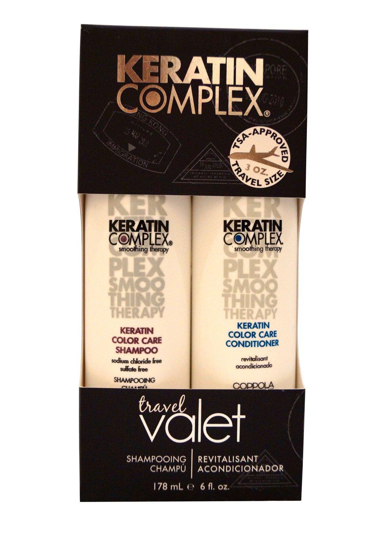 Keratin Complex Color Care Duo Shampoo and Conditioner