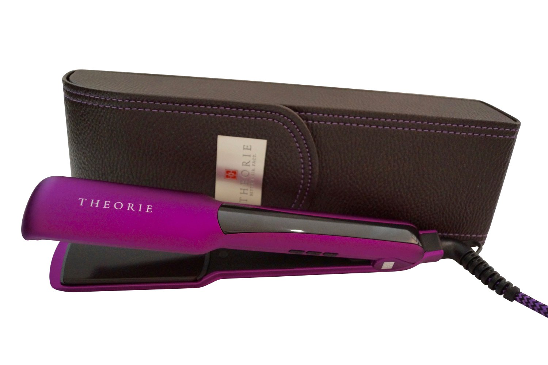 """Theorie Saga II Classic Flat Iron Purple, 1.5"""""""