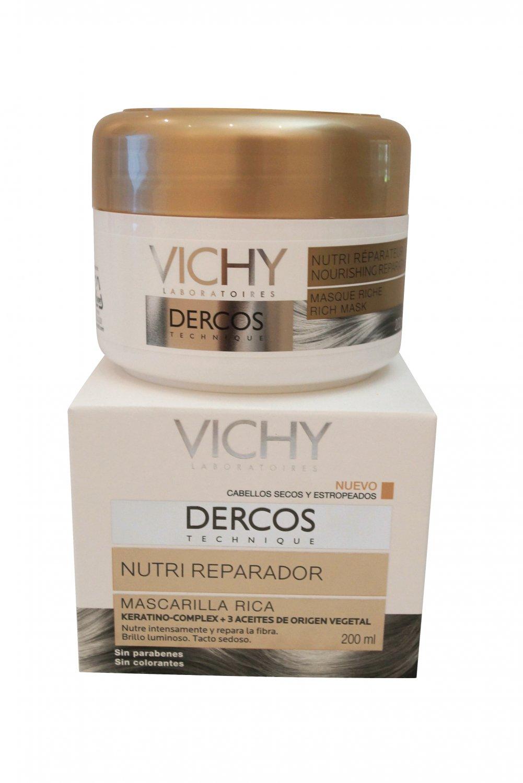 Vichy Decros Nourishing Reparative Mask 200 ml