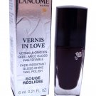 Lancome Paris Vernis In Love Gloss Shine Nail Polish 473N Rouge Reglisse
