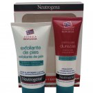 Neutrogena Foot Care 2 pack  (SPANISH LABEL)