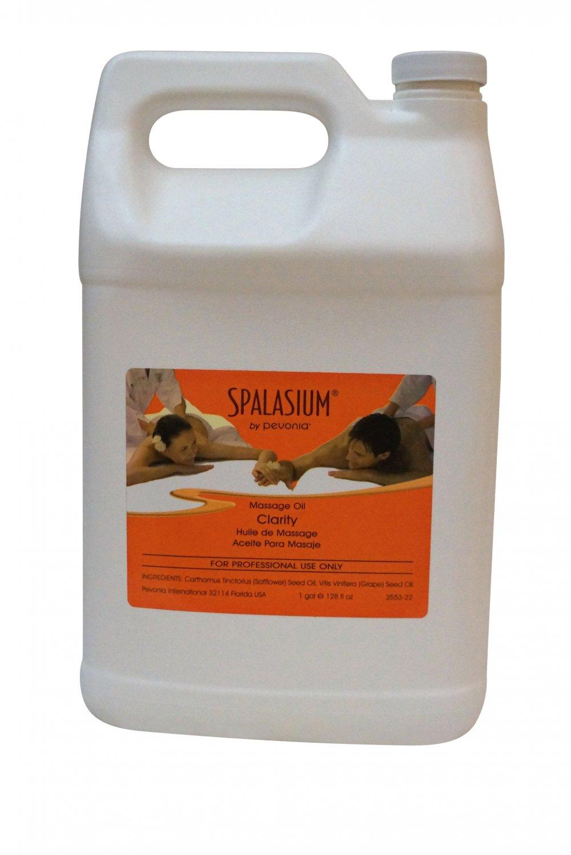 Pevonia Spalasium Clarity Massage Oil 128 oz