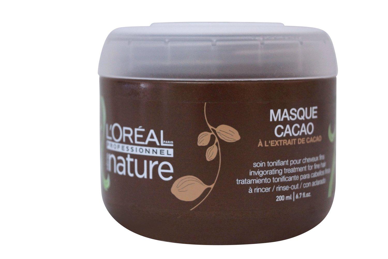 L'Oreal Nature Masque Cacao 200 ml 6.7 oz