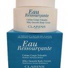 Clarins Eau Ressourcante Silky Smooth Body Cream, 6.5 Oz