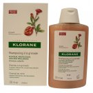 Klorane Laboratories Shampoo with Pomegranate Color Treated Hair 6.7 oz