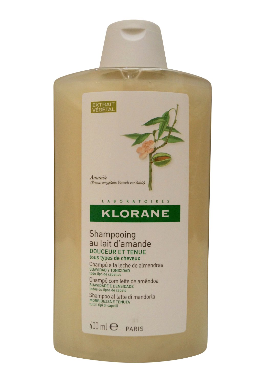 Klorane Almond Milk Volumising Shampoo 13.4oz