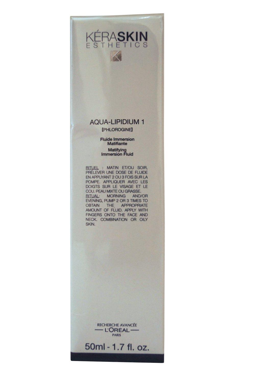 Keraskin Esthetics Aqua-Lipidium 1 Matifying Immersion Fluid 50 ml 1.7 oz
