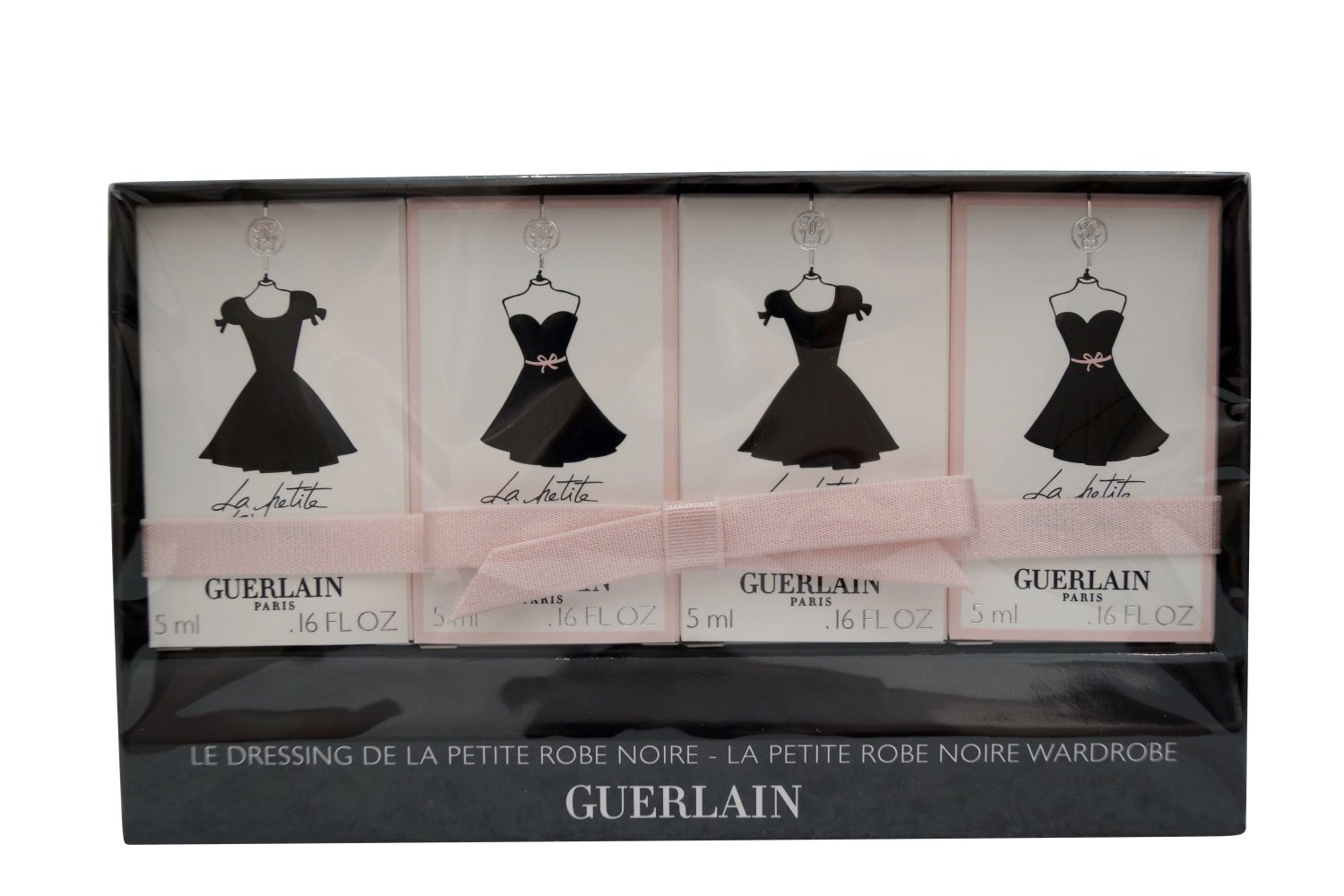 La Petite Robe Noir Collection 4 Piece Set