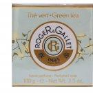 Roger & Gallet Green Tea Perfumed Soap 3.5 oz