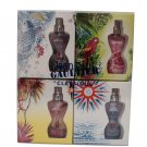 Jean Paul Gaultier Classique D'Ete Summer Fragrance Miniatures 4 Piece Gift Set