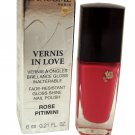 Lancome Paris Vernis In Love Gloss Shine Nail Polish 343B Rose Pitimini