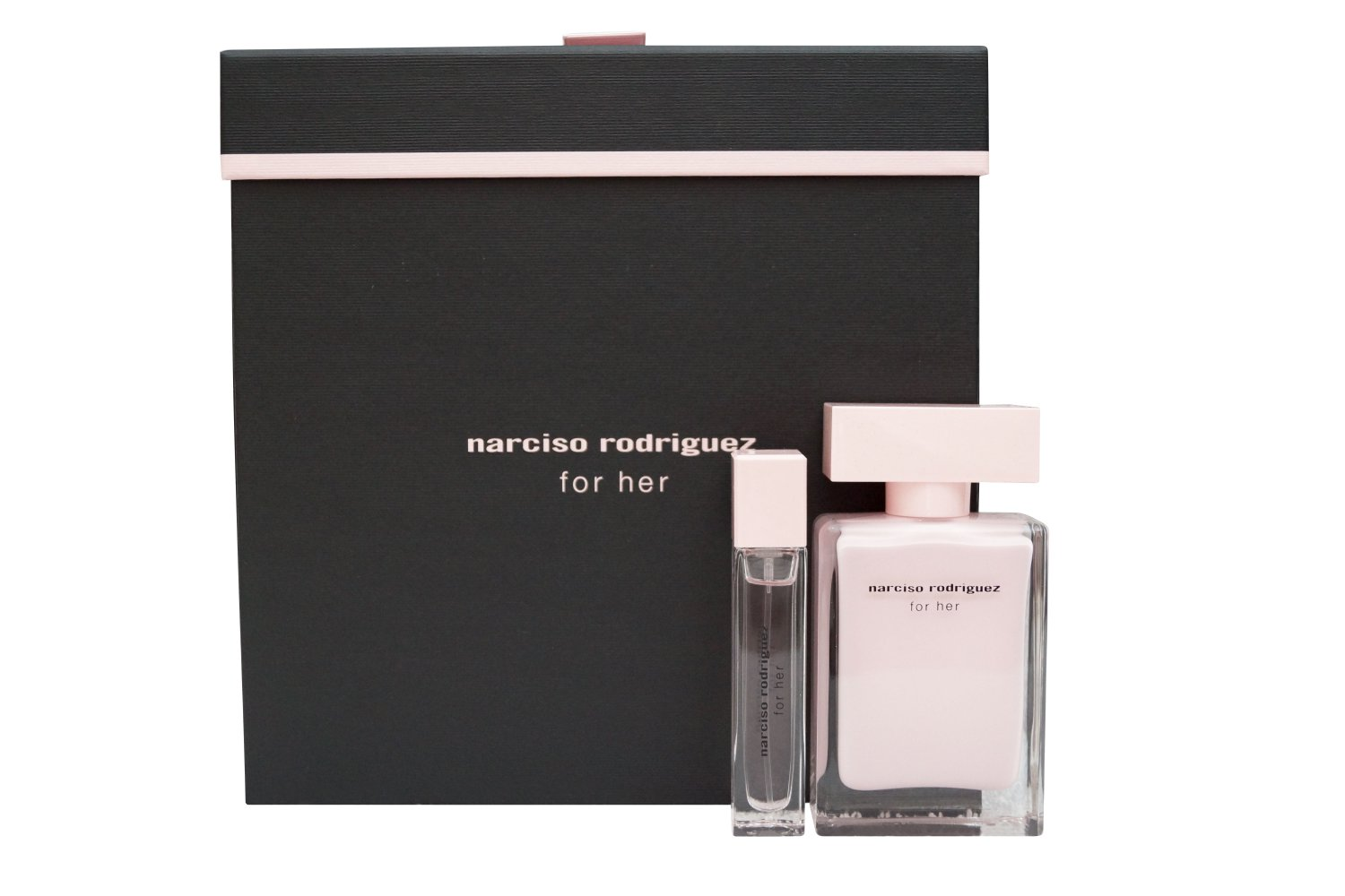 Narciso Rodriguez for Her EDP Set 50 ml & Purse Spray 10 ml
