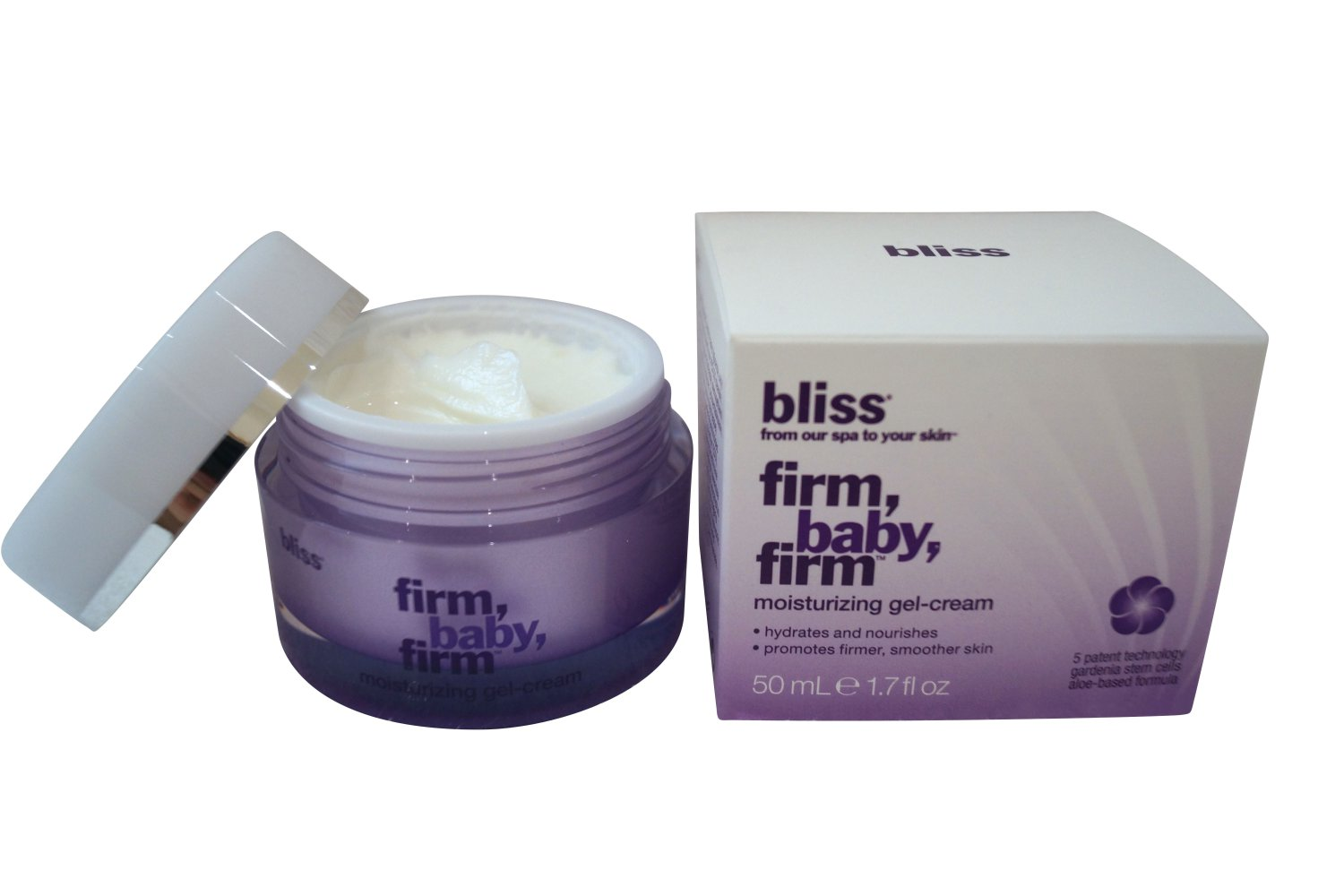 Bliss Firm, Baby Firm Moisturizing Gel Cream 1.7 oz
