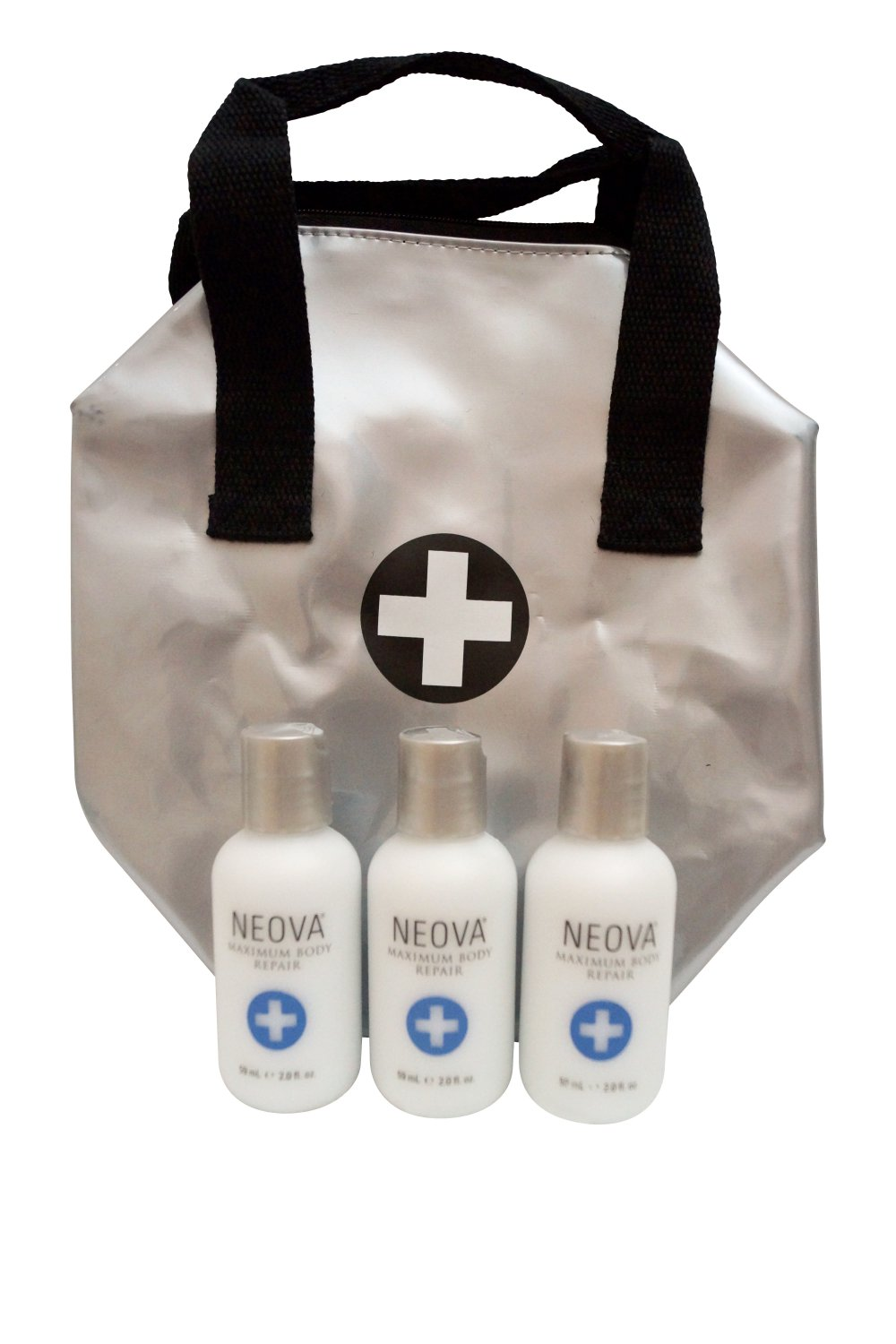 Neova Maximum Body Repair Trio with Travel Case