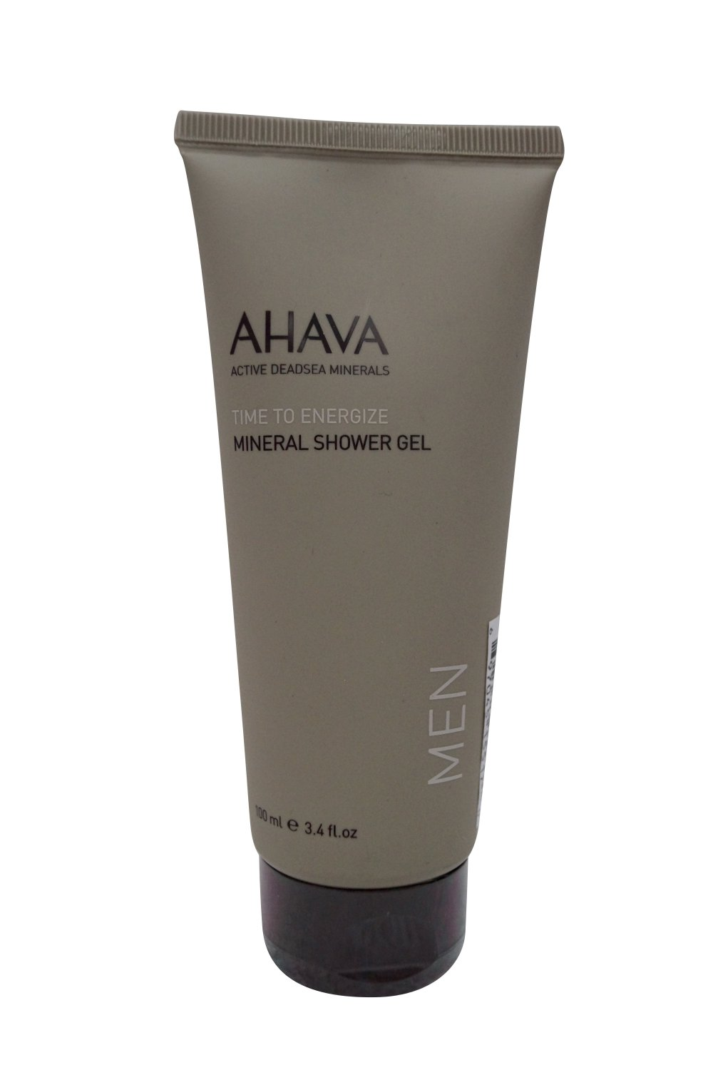 Ahava Mineral Shower Gel for Men, 3.4 oz.