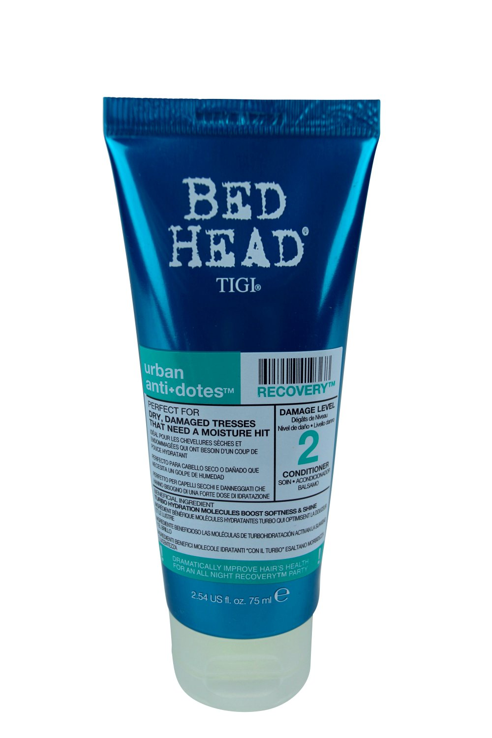 Tigi Bed Head Urban Antidotes Recovery Conditioner 2.54 oz
