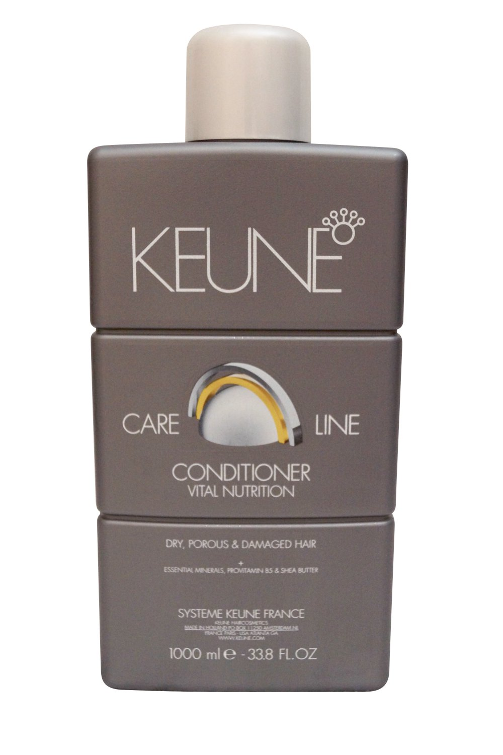 Keune Care Line Vital Nutrition Conditioner Dry, Porous & Damaged 33.8 oz