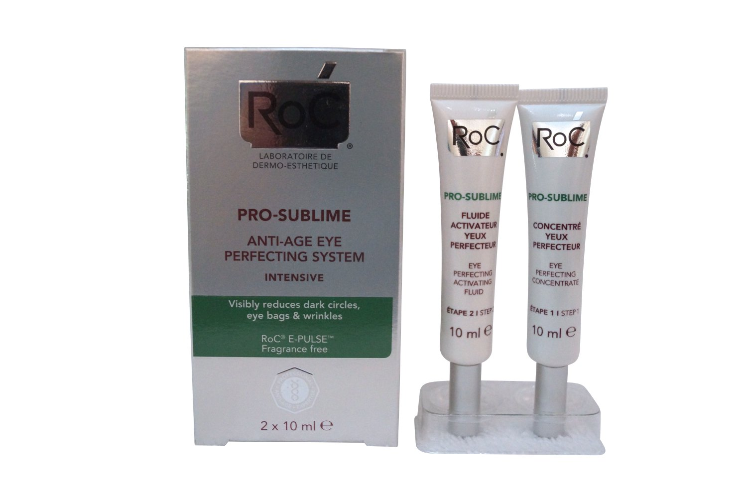 RoC Pro-Sublime Anti-Aging Eye Perfecting System Intensive 2 X 10 ml