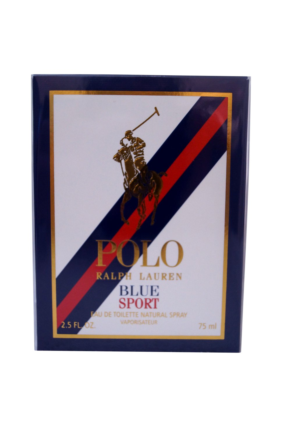 Ralph Lauren Polo Blue Sport EDT 75 ml  2.5 oz