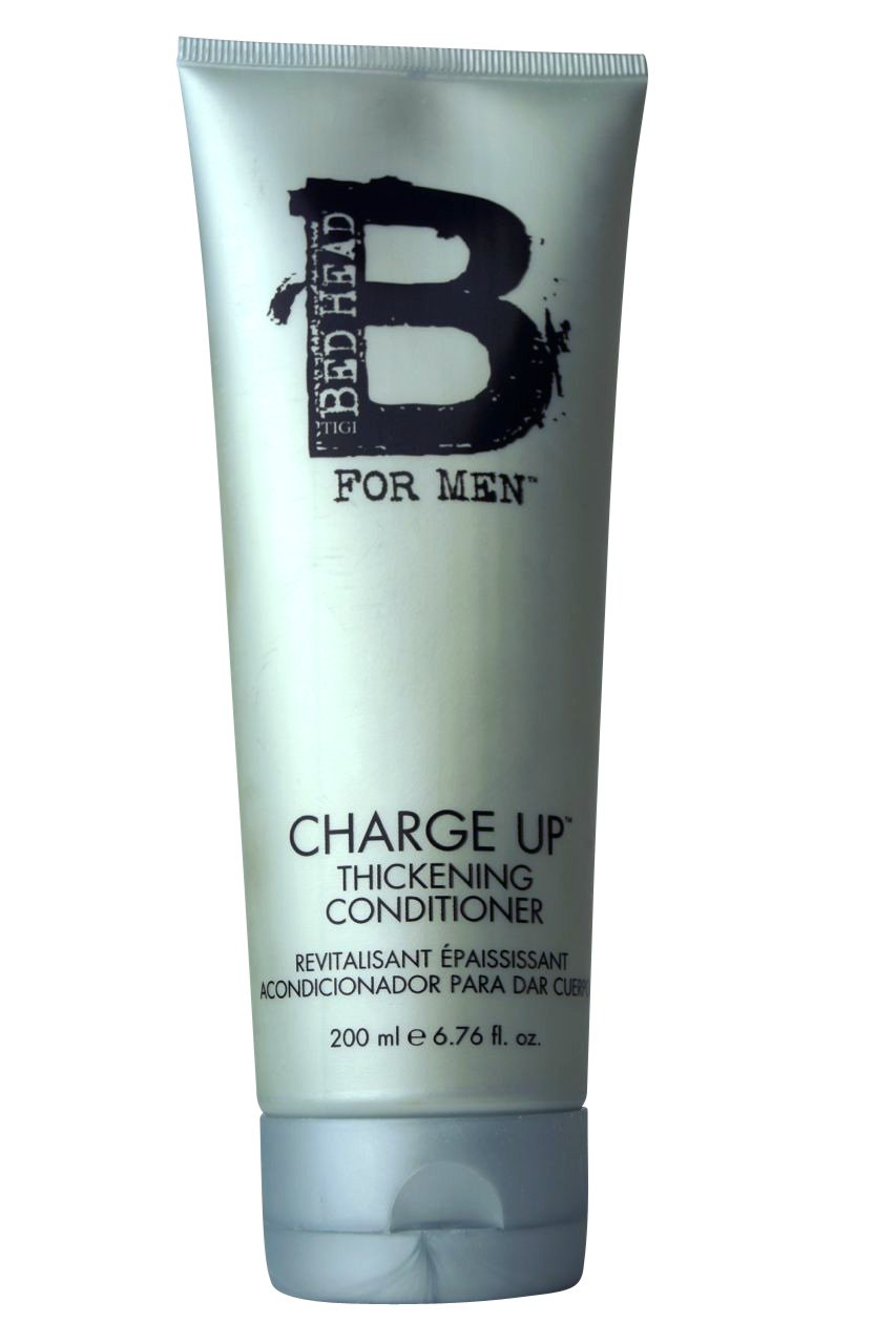 Tigi Bed Head B For Men Charge Up Thickening Conditioner 6.76 oz