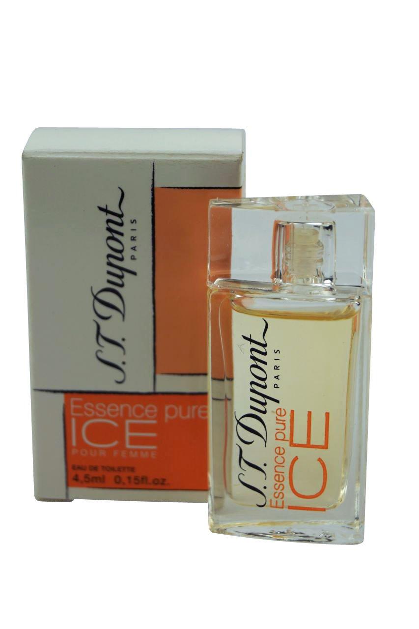 S T Dupont Essence Pure Ice Pour Femme EDT 0.15 oz