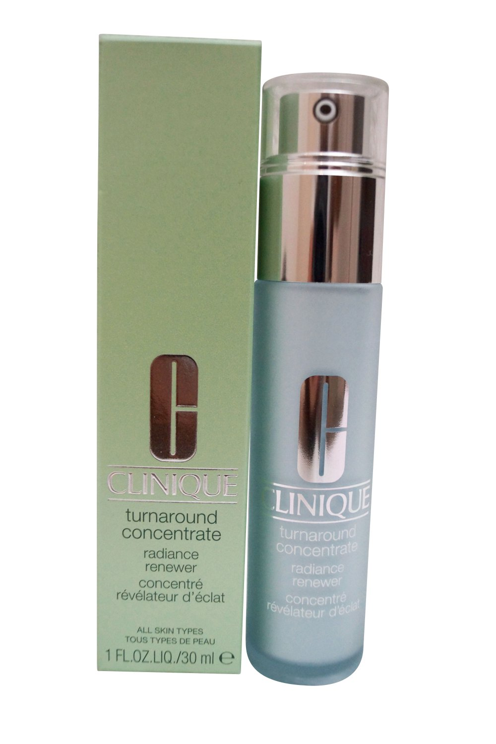 Clinique Turnaround Concentrate Radiance Treatment  1 oz